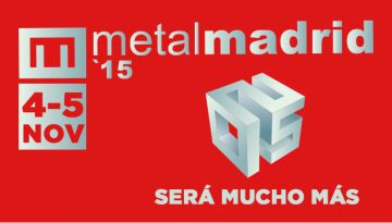Mahenor en la Feria Metal Madrid 2015